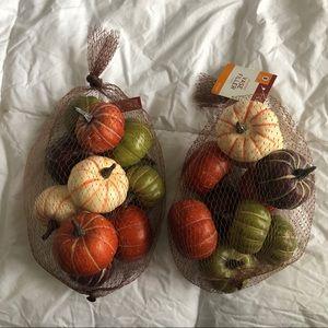 Pumpkin vase filler, 10 count package, 2 packages